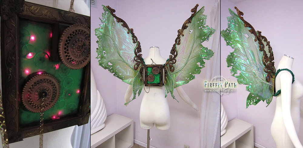 Steampunk Tinkerbell Wings