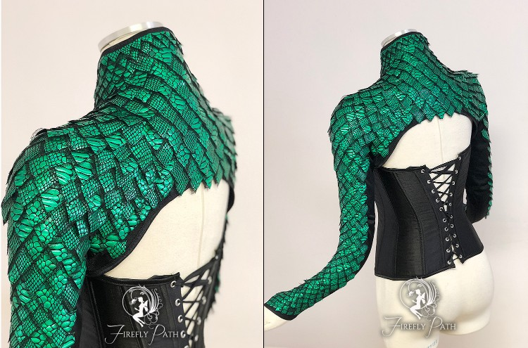 Dragon Scale Bolero