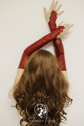Red Dragon Gloves