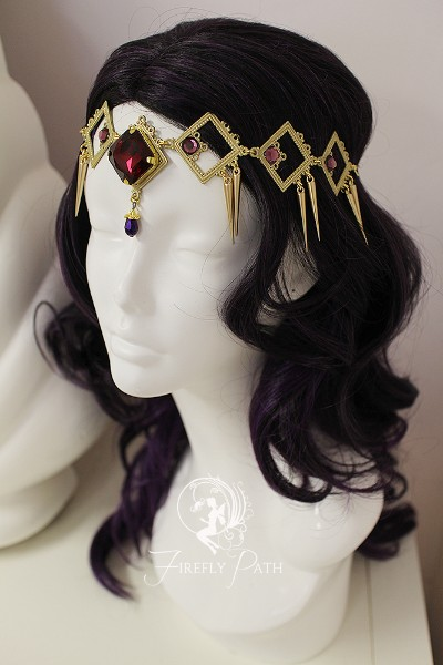 Hilda Inspired Bridal Headdress