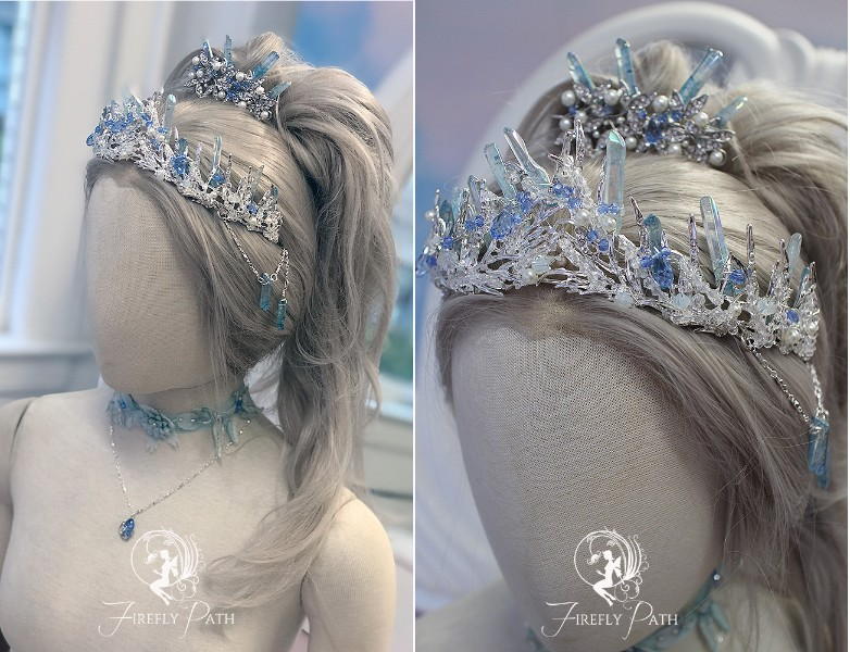 Wolp Inspired Crown Set