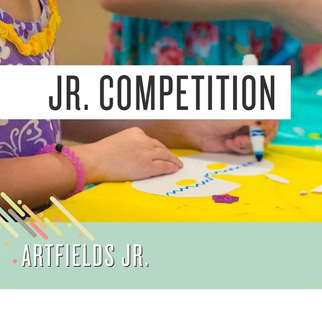 The ArtFields Jr. Art Competition is open to South Carolina students in grades 1 through 12. All artwork submitted is considered by our review panel. Select pieces will be displayed during the month of April and final judging takes place during ArtFields. Winners will be notified by phone or email and officially announced during the Awards Ceremony at the Bean Market on May 4, 2019.