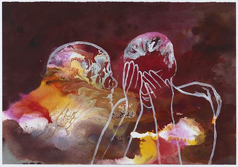 Nina Sten-Knudsen: Love, Fear and Evil