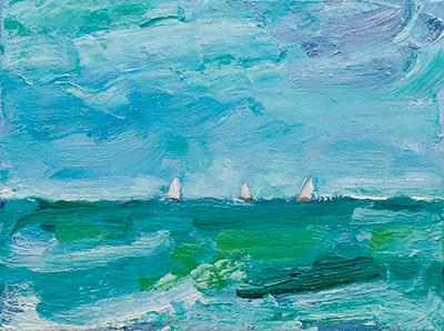 Per Baagøe: Skibe til søs