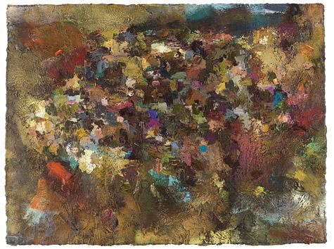 Sandemose, olie på lærred, 210 x 280 cm, 2008-09