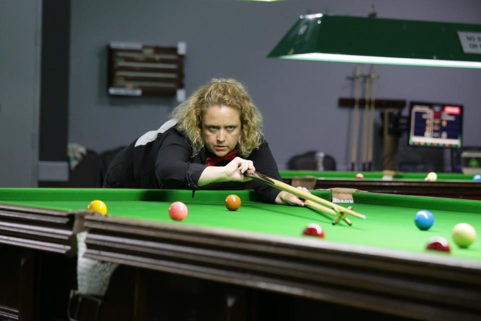 Carlie Tait - Women's Snooker