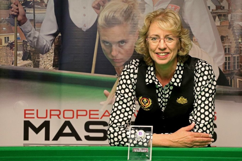 Judy Dangerfield - Women's Snooker