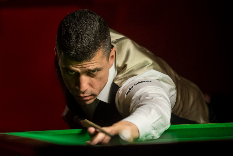 Steve Mifsud - Men's Snooker