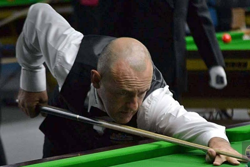 Steve Ebejer - Men's Snooker