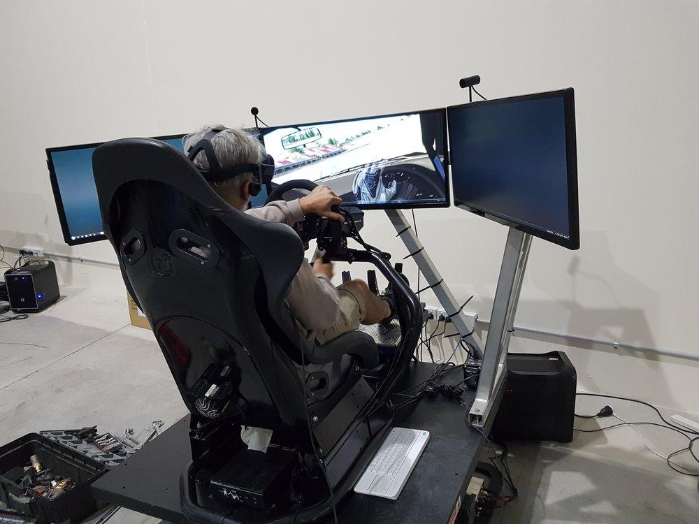 Racing Simulator - Drifting
