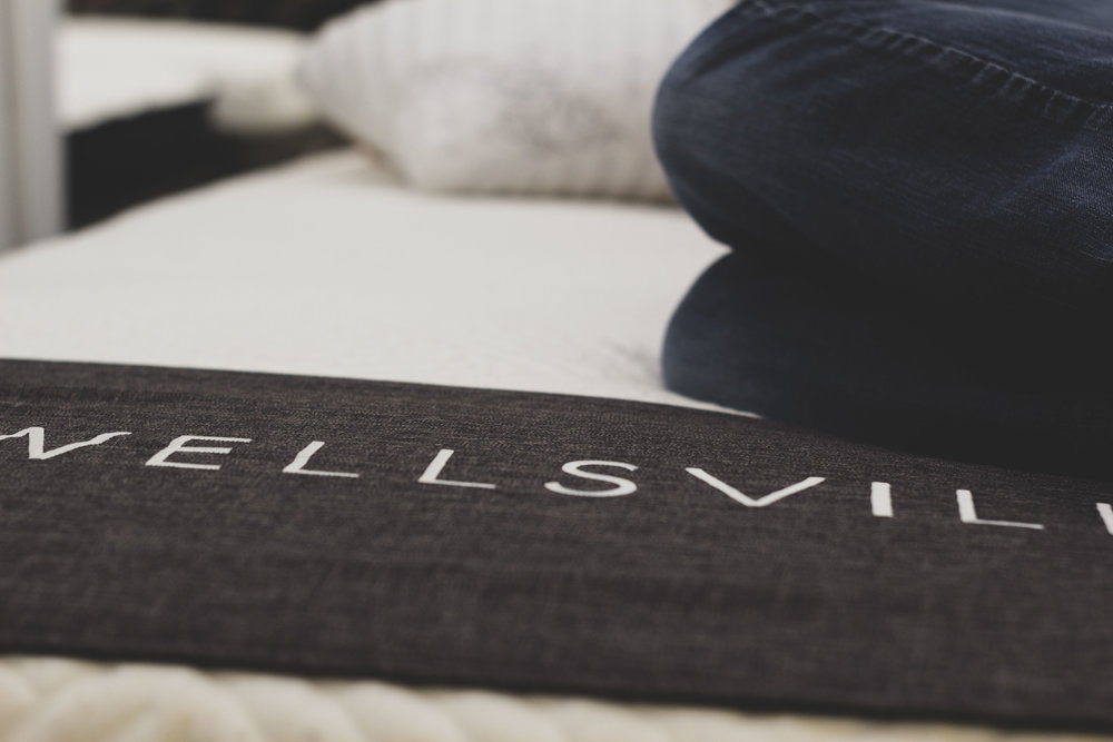 Malouf - While in college, our founders, Sam & Kacie Malouf, wanted upscale bedding. When realizing the cost, they set out to find a way to experience luxurious sleep at a lower price. Their passion led them to discover where and how to create high quality products at an affordable cost. Malouf was created as the result of their desire to share this discovery.