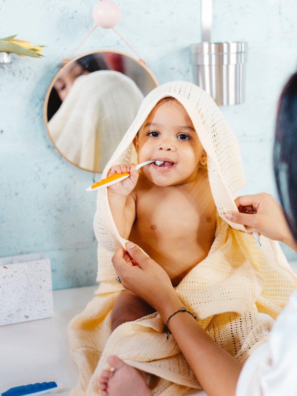 Super Powers 3X Toothbrush -