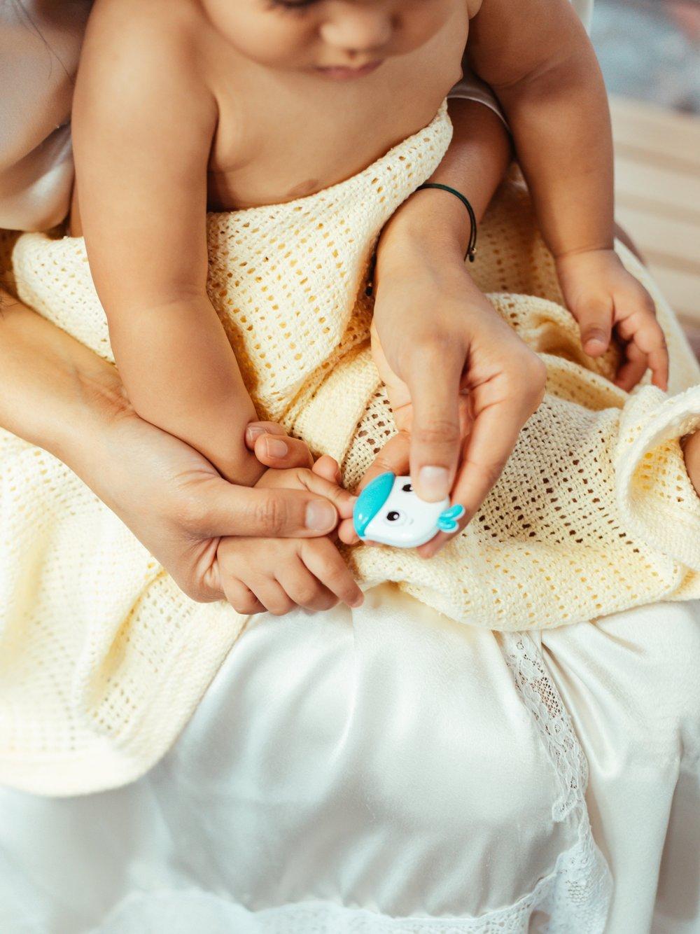 Kidz-Safe™ Nail Trimmer -