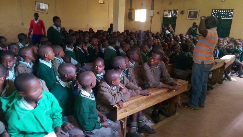 Siana Boarding Primary School