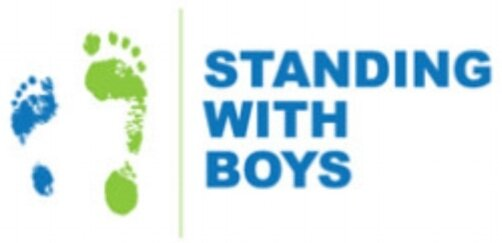 Standing with Boys