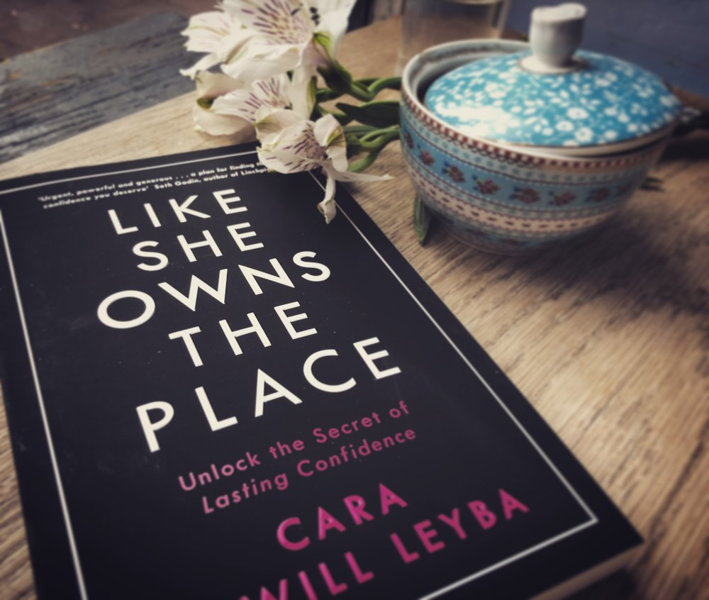 LIKE SHE OWNS THE PLACE: CARA ALWILL LEYBA