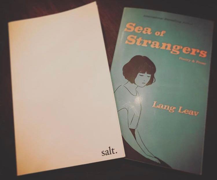 SALT: NAYYIRAH WAHEED / SEA OF STRANGERS: LANG LEAV