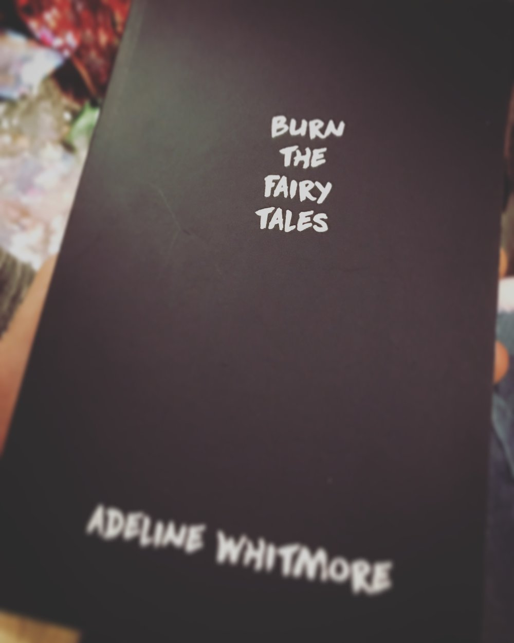 BURN THE FAIRY TALES: ADELINE WHITMORE
