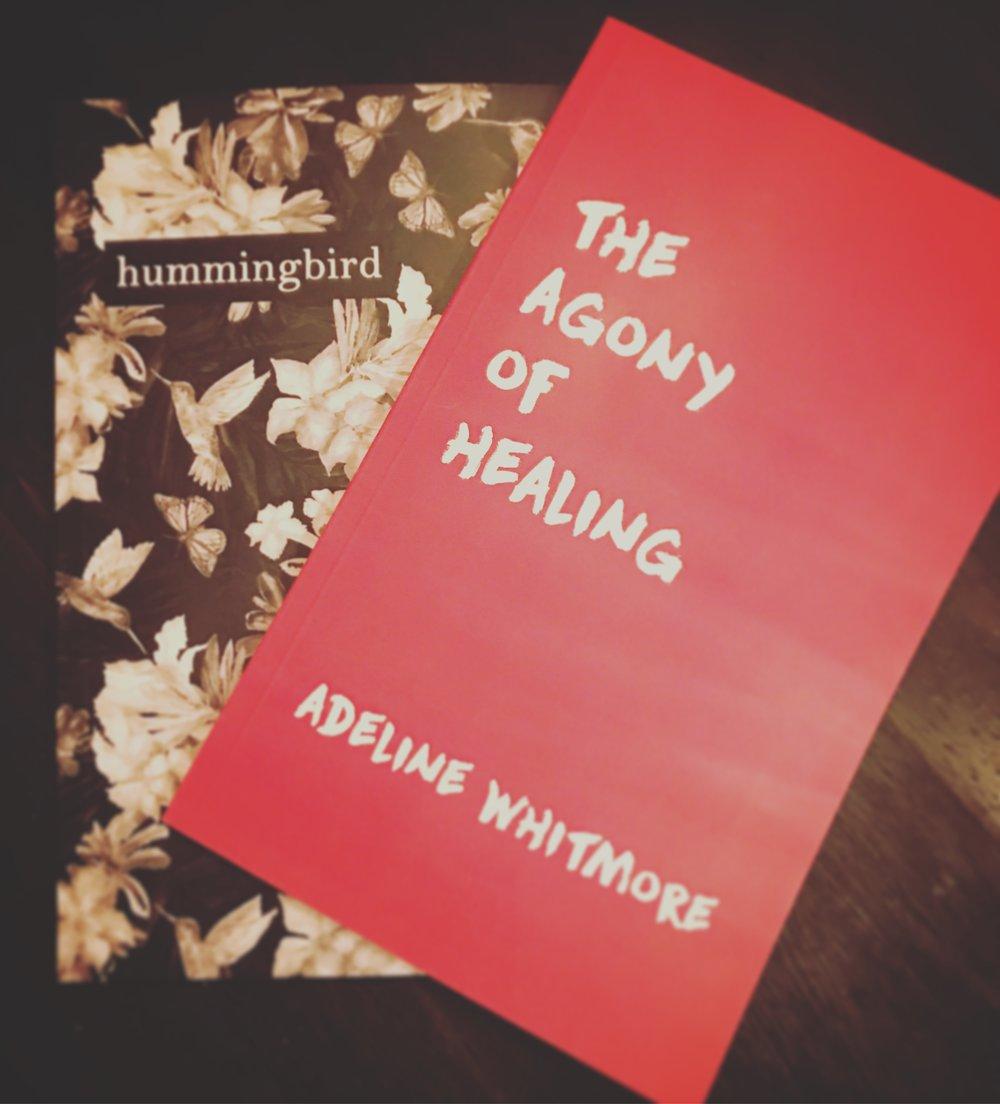 HUMMINGBIRD: SOPHIA ELAINE HANSON / THE AGONY OF HEALING: ADELINE WHITMORE