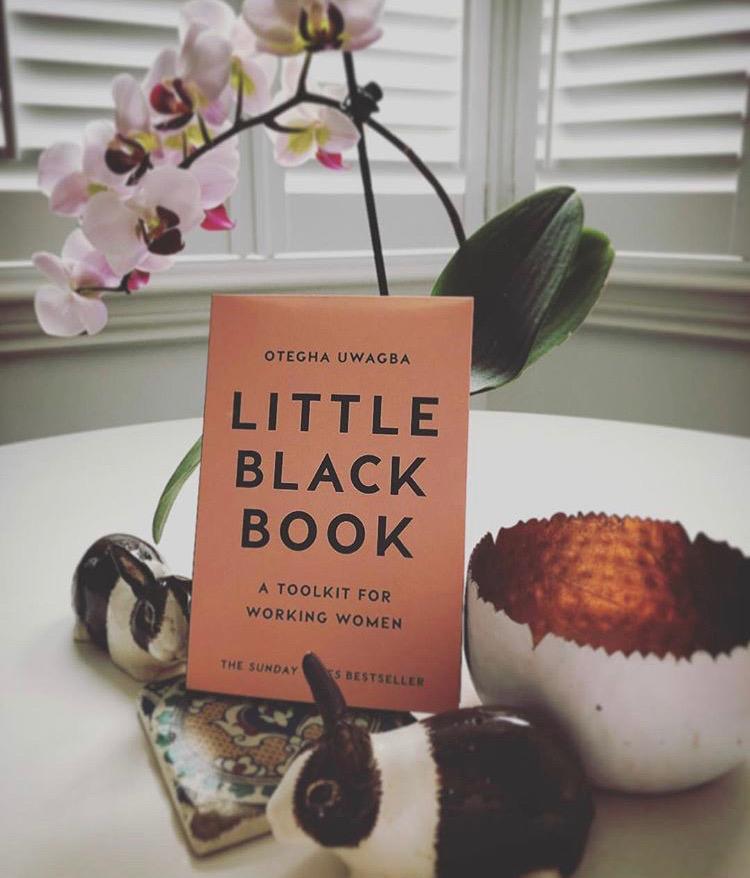LITTLE BLACK BOOK: OTEGHA UWAGBA