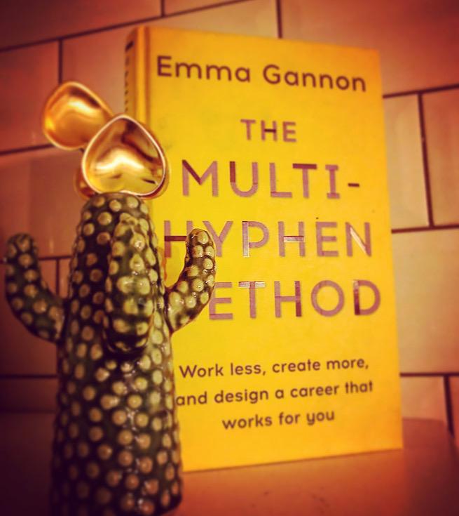THE MULTI-HYPHEN METHOD: EMMA GANNON