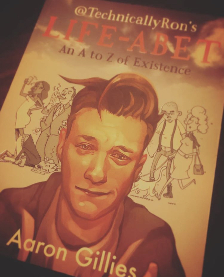 LIFE-ABET: AARON GILLIES