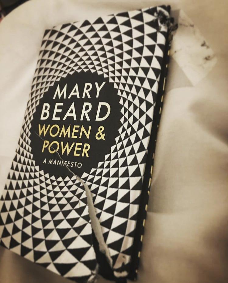 WOMEN & POWER: MARY BEARD