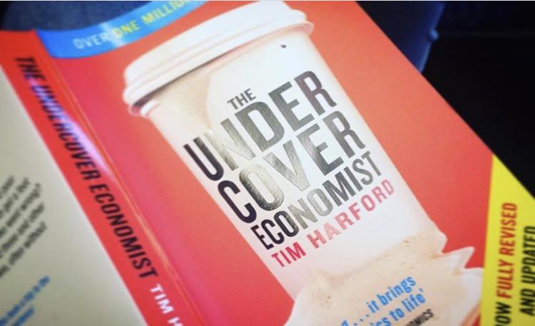 THE UNDERCOVER ECONOMIST: TIM HARFORD