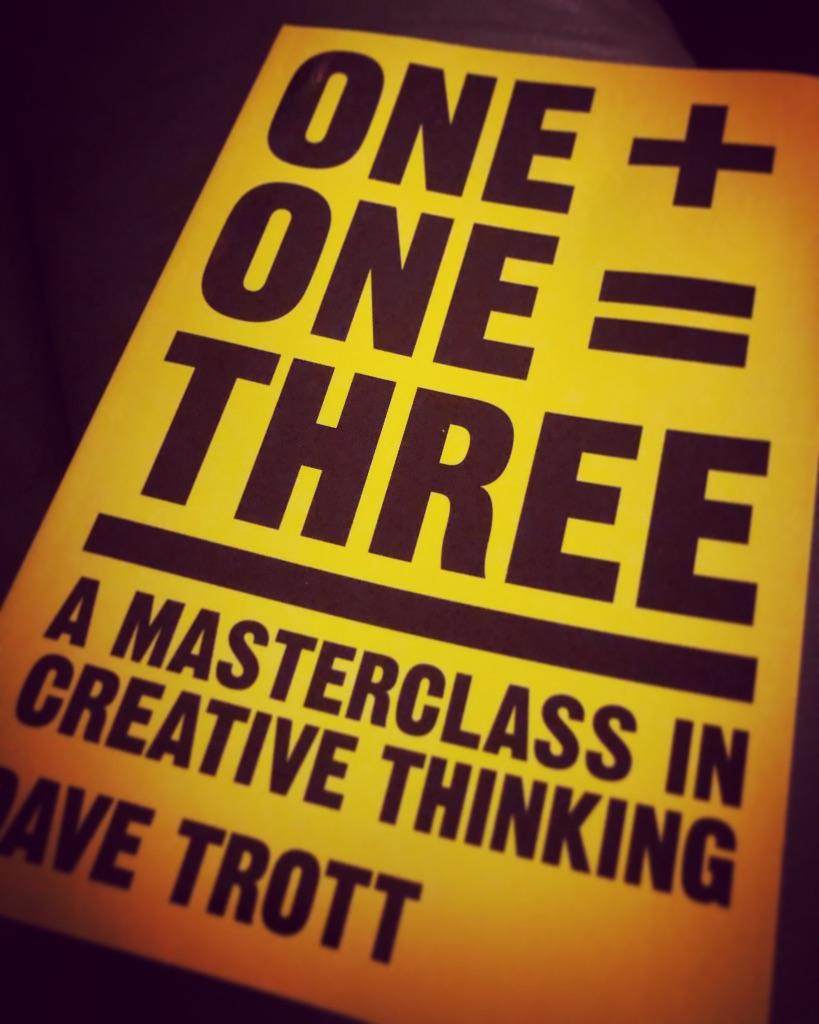 ONE + ONE = THREE: DAVE TROTT