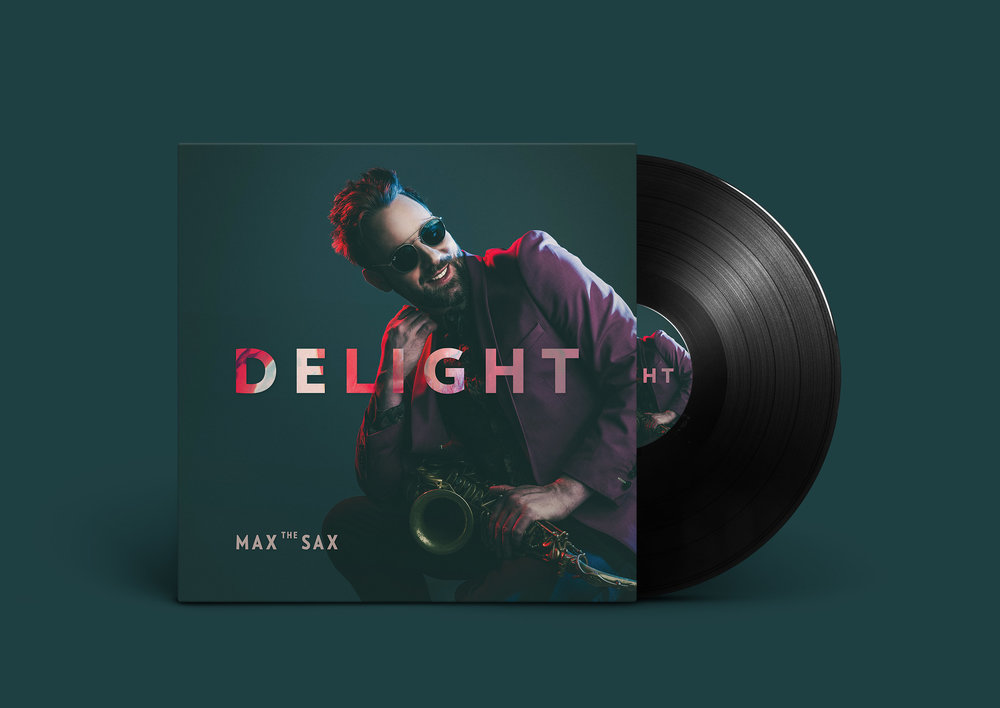 Delight Max the Sax - MW DESIGN