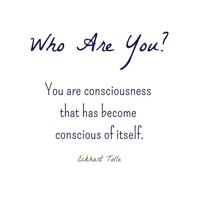 🤔 Who are you? 💭 You are not your thoughts. 😈 You are not your ego. 🤩 You are consciousness.  Do you agree?