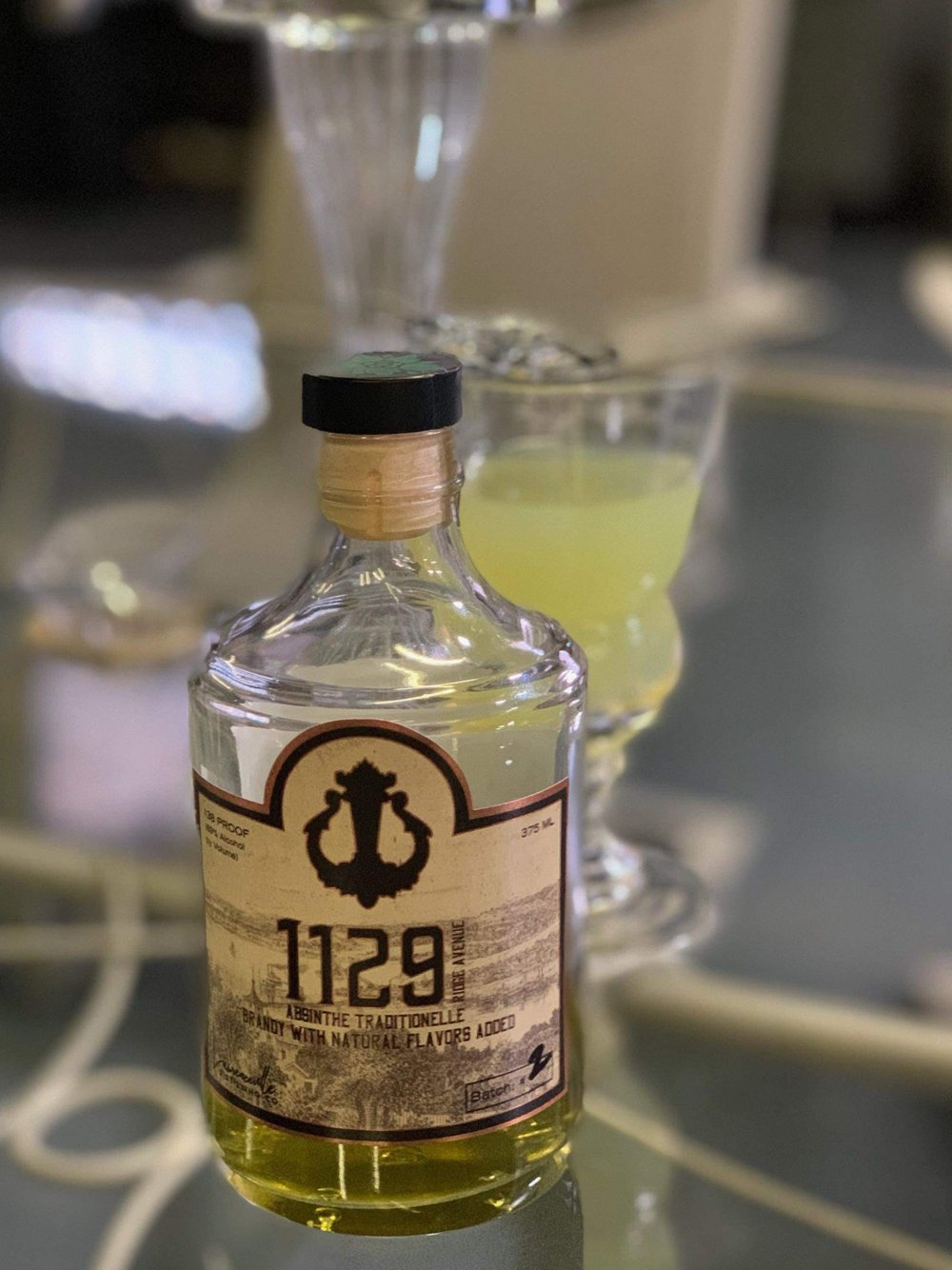 1129 ABSINTHE TRADITIONELLE - ABSINTHE TASTING NOTES