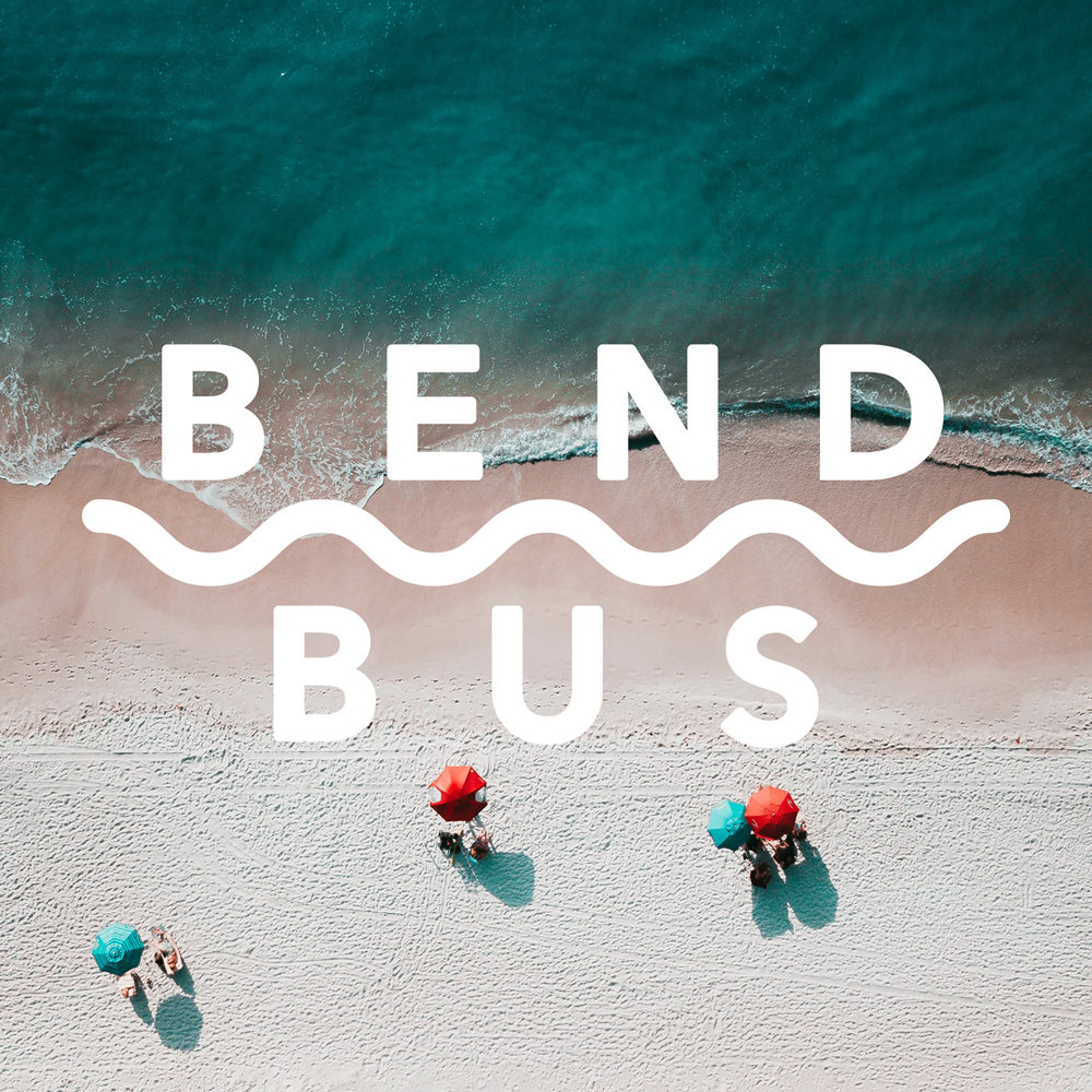 Bend Bus Umbrellas