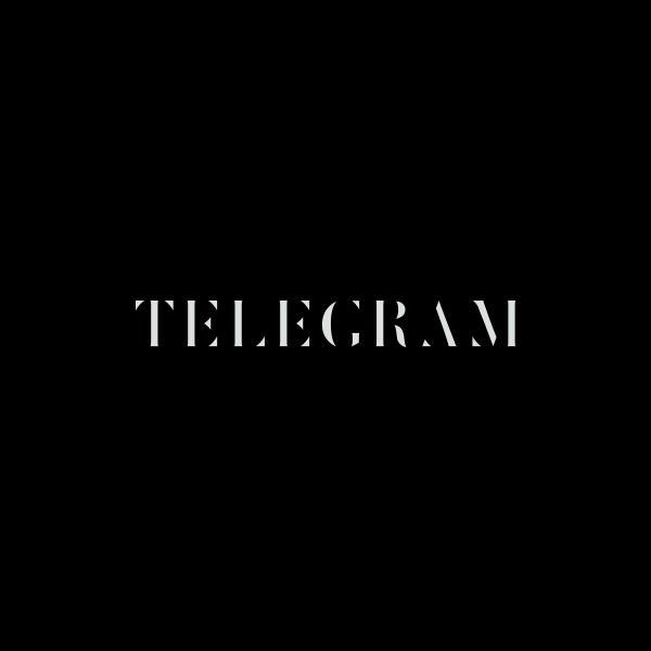Telegram Logo (Reversed)