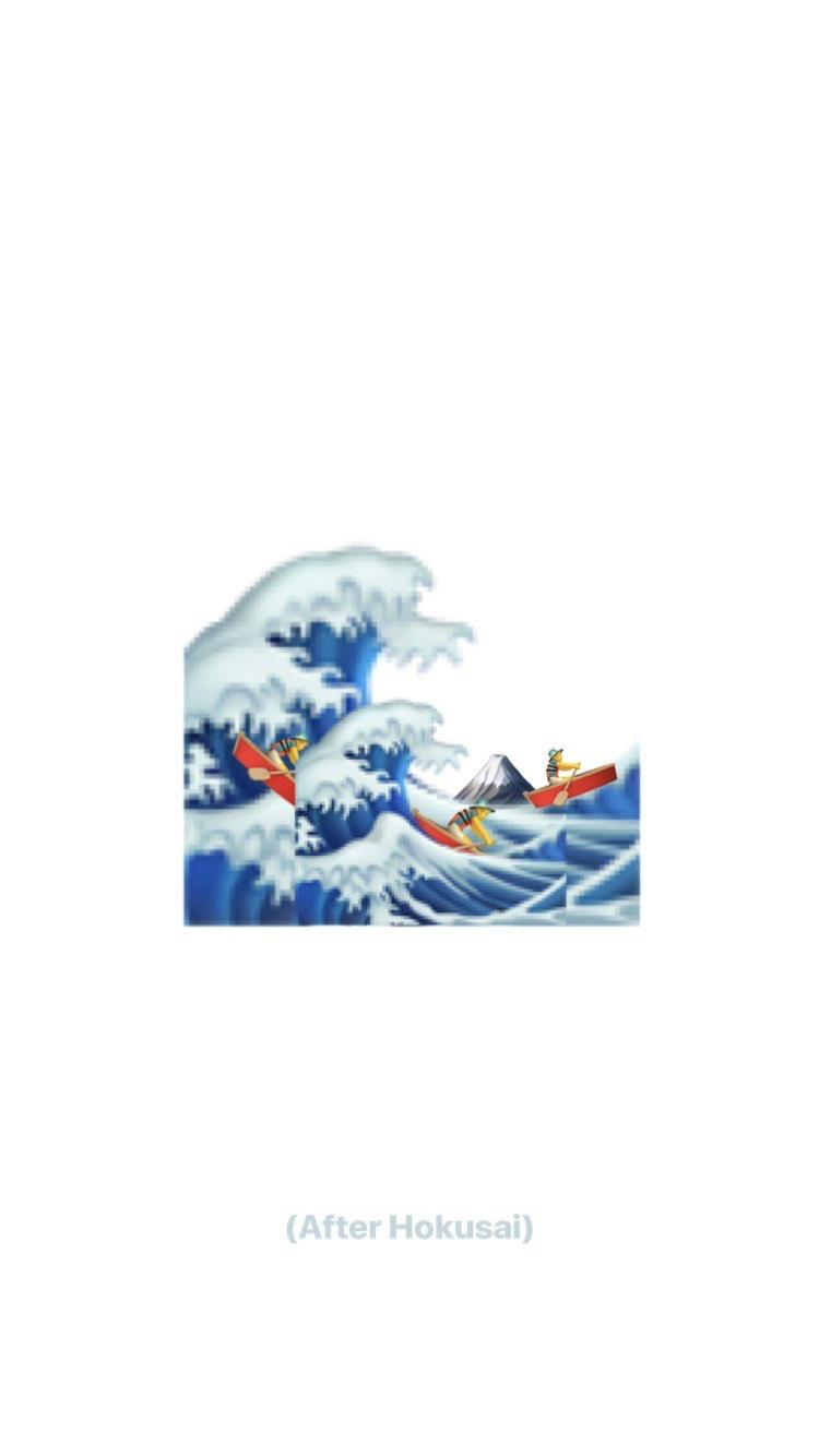After Hokusai