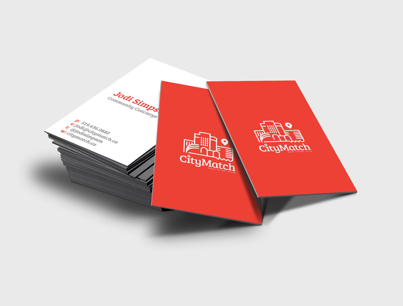 CityMatch Business Cards
