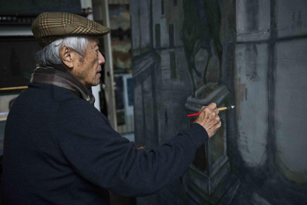 Jimmy Beunardeau - Pr Chen - Peintre taïwanais - reportage (15).jpg
