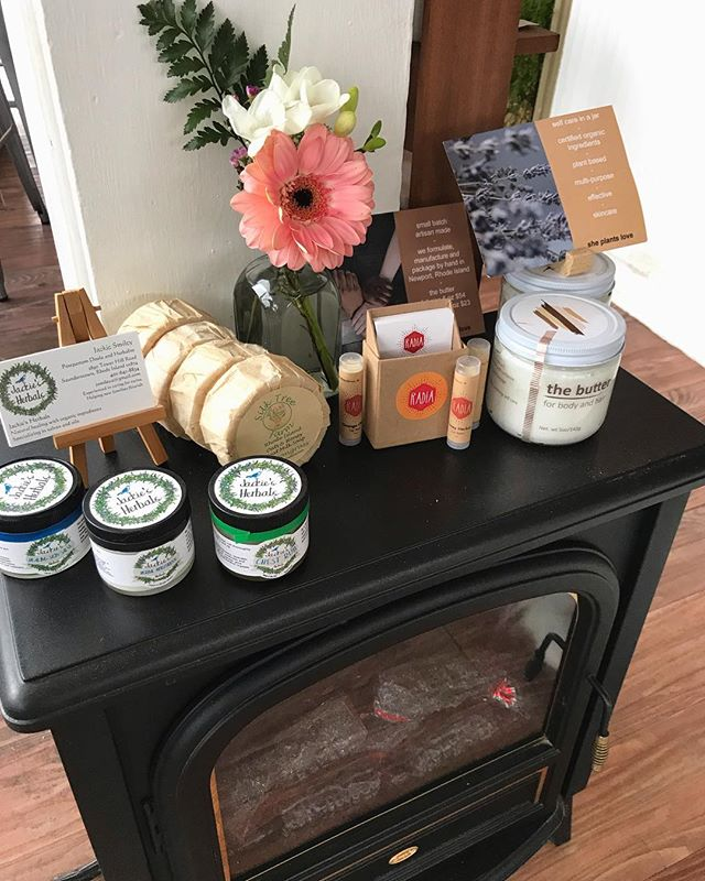 Snow Day = Self-Care Day 💁🏼♀️ Check out our variety of skin care and beauty products, made locally and with all natural, organic and herbal ingredients!
