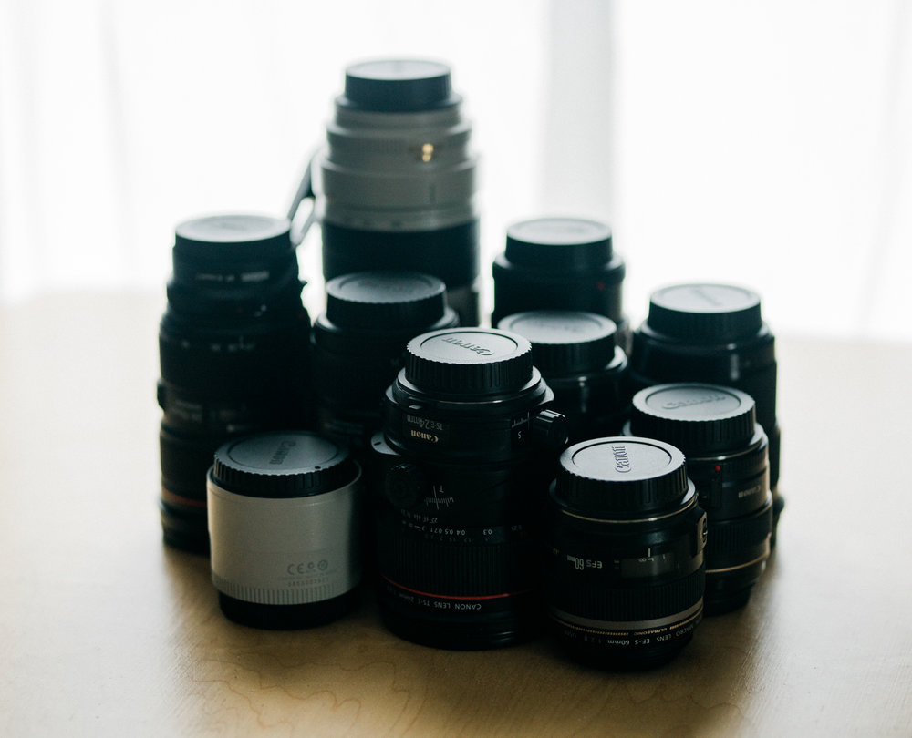 Do you really need more than one lens?