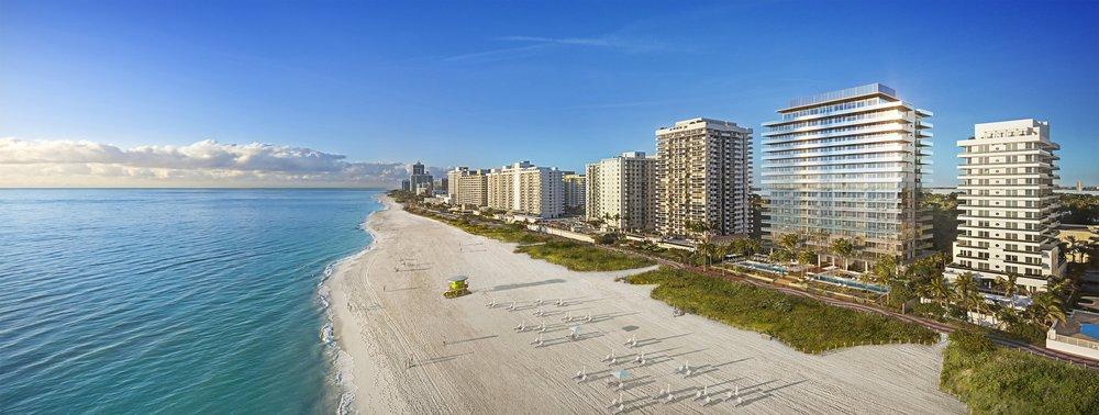 57 Ocean Miami Beach - Aerial