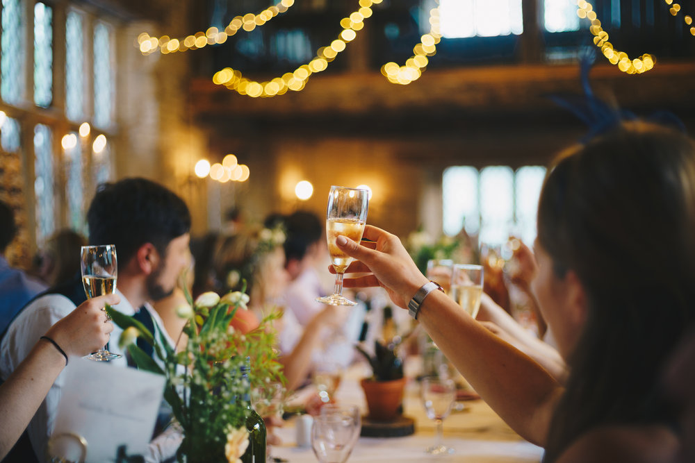 HOSTED EVENTS - Partner with Unforgettable Events for white glove service including everything from initial planning to setting up your event.