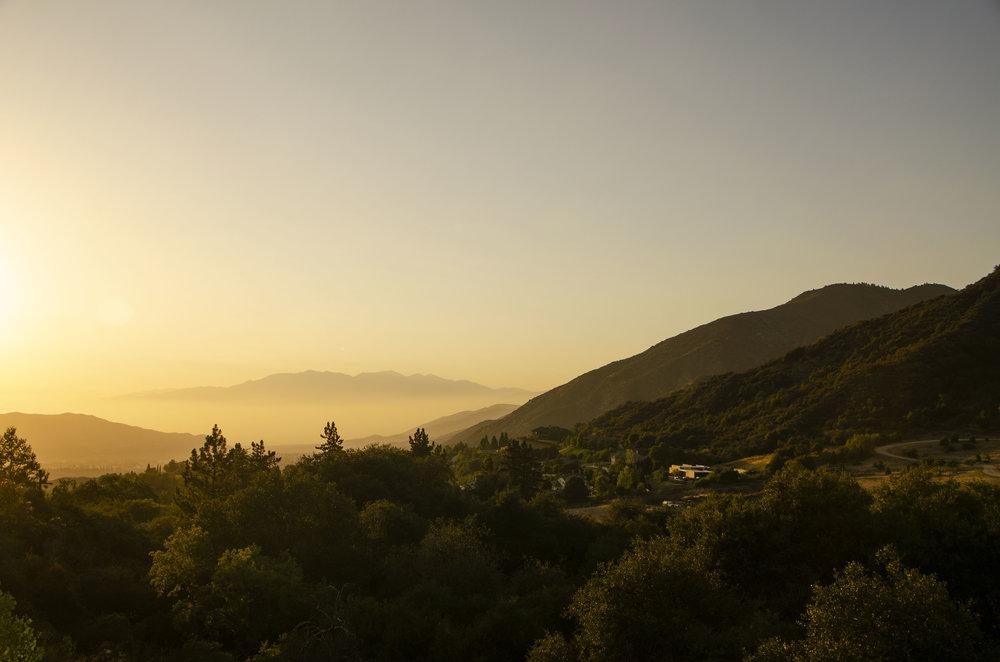 Oak-Glen, California