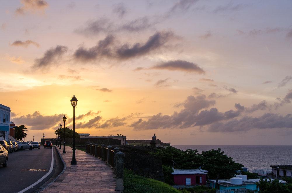 The Old San Juan, Puerto Rico
