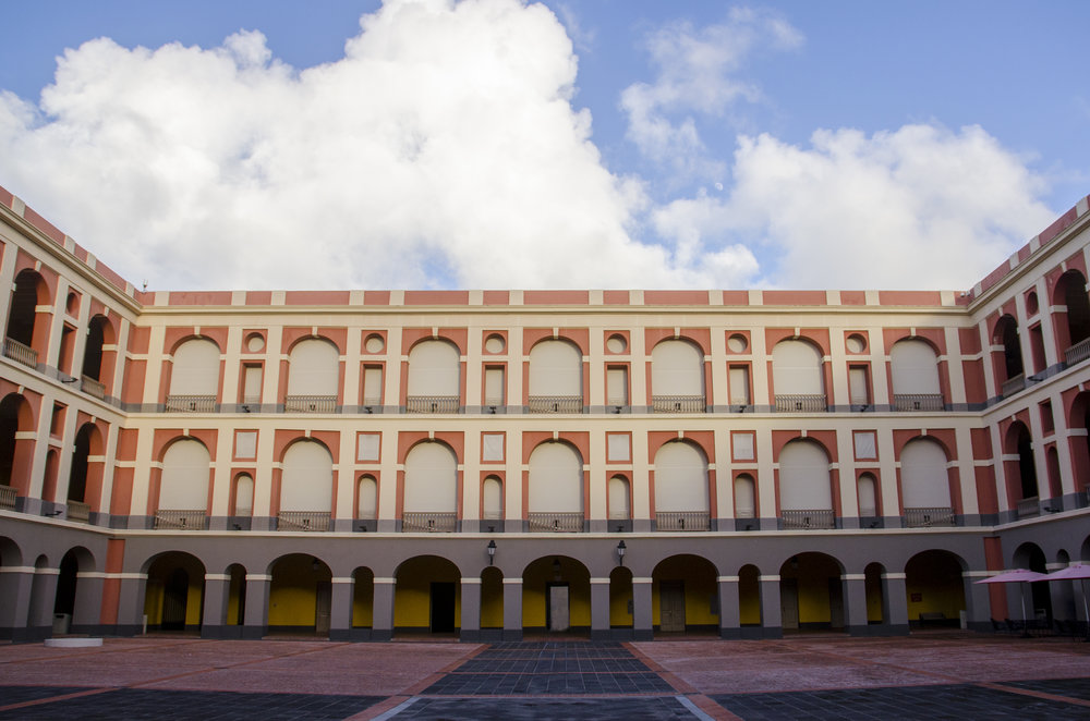 Museum of the America, The Old San Juan, Puerto Rico