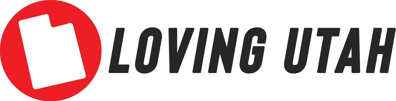 Loving Utah Logo