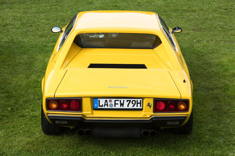 A 1975 Ferrari Dino 308