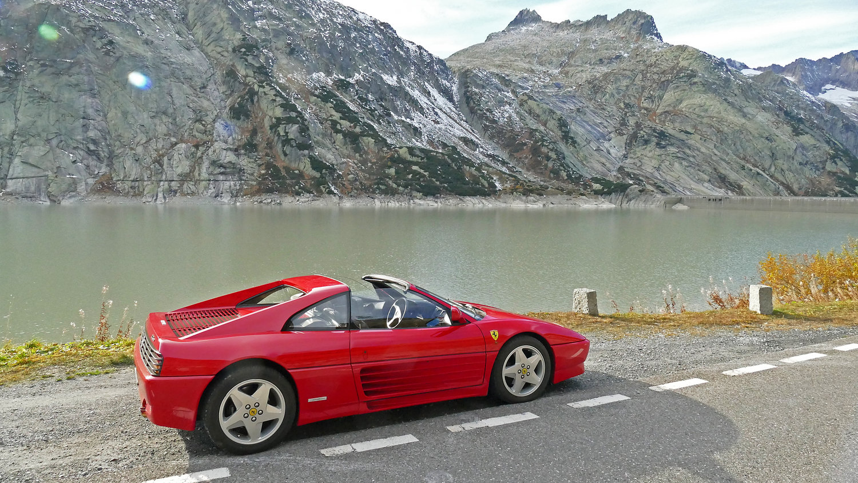 Ferrari 350 GTS