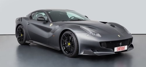 The Ferrari F12tdf, which doubled in value in 8 months.