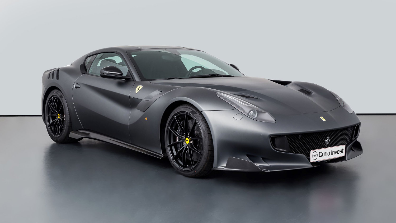 Asset Tokenization: You can invest in a Ferrari F12tdf for as little as $100