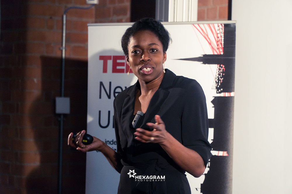 Nony Mordi-Blair - Medical Education: Helping those who are here to help us